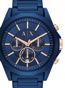 Armani Exchange AX2607 Drexler Chronograph 44mm 10ATM