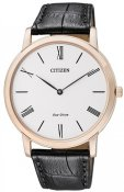 Citizen Eco-Drive Stilleto AR1113-12B herrklocka front 3