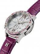 Haemmer DSC-14 Imperia II Purple Chronograph 45mm 10ATM