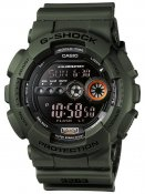 CASIO GD-100MS-3ER G-SHOCK 51mm 20 ATM