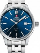 Swiss Military SMP36009.03 Herr 41mm 5ATM
