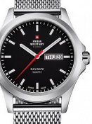 Swiss Military SMP36040.09 Herr 42mm 5ATM