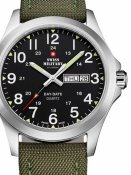 Swiss Military SMP36040.05 Herr 42mm 5ATM