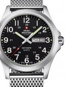 Swiss Military SMP36040.13 Herr 42mm 5ATM