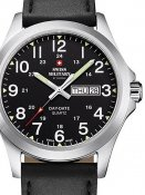 Swiss Military SMP36040.15 Herr 42mm 5ATM