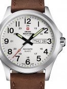 Swiss Military SMP36040.16 Herr 42mm 5ATM