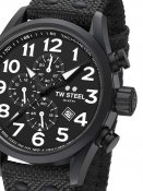 TW-Steel VS43 Volante Chronograph Herr 45mm 10ATM