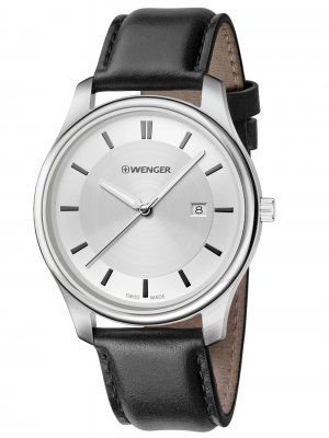Wenger 01.1441.102 City Classic Herr 43mm 3ATM
