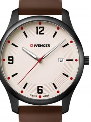 Wenger 01.1441.124 City Active Herr 43mm 10ATM
