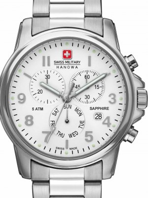 Swiss Military Hanowa 06-5233.04.001 Swiss Soldier Chrono Prime 39mm 5ATM