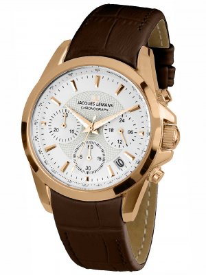 Jacques Lemans 1-1752I Liverpool Chronograph Dam 36mm 10ATM