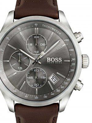 Hugo Boss 1513476 Grand-Prix Chrono 44mm 3ATM