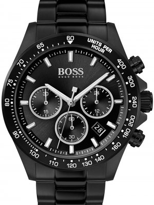 Hugo Boss 1513754 Hero Chronograph Herr 43mm 5ATM
