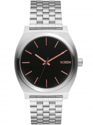 NIXON A045-2064 Time Teller Gray Rose Gold 37mm 10ATM