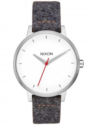 Nixon A108-2476 Kensington Leather Dam 37mm 5ATM