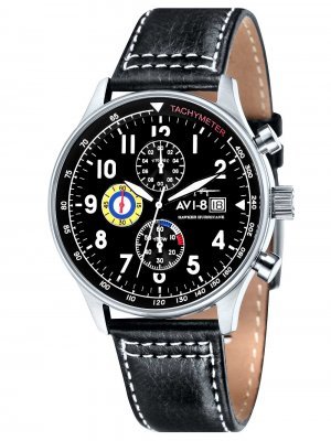 AVI-8 AV-4011-02 Hawker Hurricane Chrono 42mm 5ATM