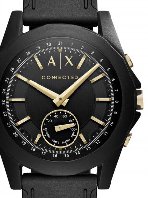 Armani Exchange AXT1004 Hybrid Smartwatch 44mm 5ATM