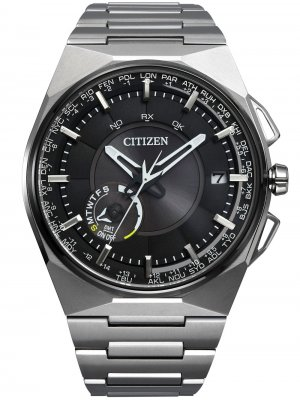 Citizen Satellite Time System CC2006-53E herrklocka fram