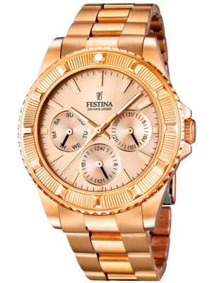 Festina F16786/2 multifunktion Dam 40mm 5ATM
