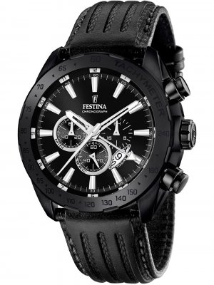 Festina F16901/1 Dual-Time Chronograph 44mm 10ATM