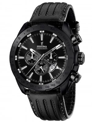 Festina F16902/1 Dual-Time Chronograph 44mm 10ATM