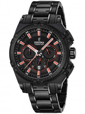 Festina F16969/4 Chrono-Bike 2016 44mm 10ATM