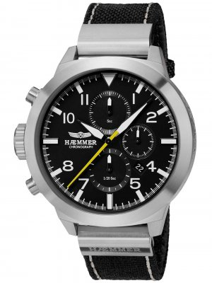 Haemmer HF-01C Authentic Chronograph 50mm 10ATM