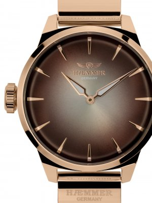 Haemmer IN-11 Milan Unisex 42mm 5ATM