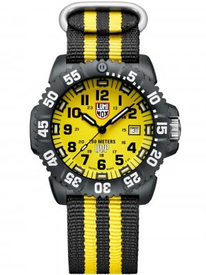 Luminox Navy Seal Colormark XS.3955.SET herrklocka 4