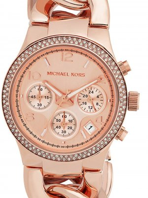 Michael Kors MK3247 Runway Twist Dam Chrono 38mm 5ATM