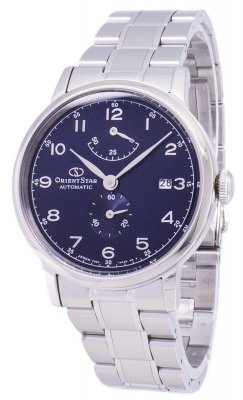 Orient Star Power Reserve RE-AW0002L00B herrklocka fram