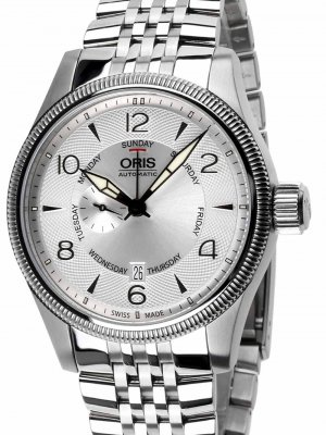 Oris Big Crown Automatic 0174576884061-0782230 herrklocka fram