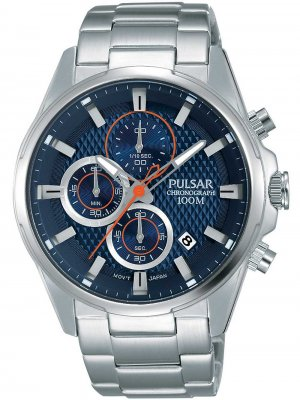 Pulsar PM3059X1 Chronograph 43mm 10ATM